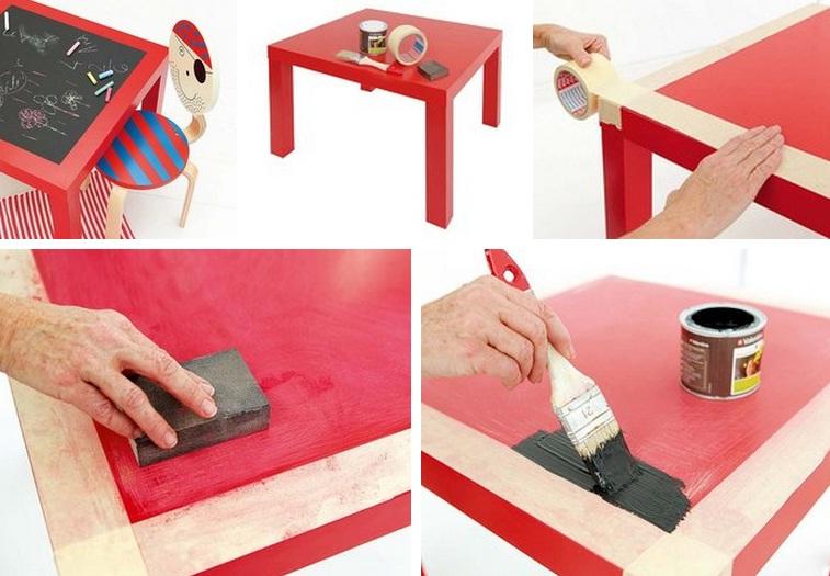 стол доска для рисования