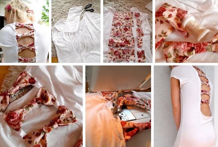 мастер класс по декору одежды