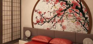 Японский стиль в современном интерьере