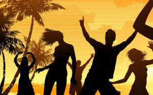 Пляжная вечеринка. Как оформить интерьер или двор. m-class
