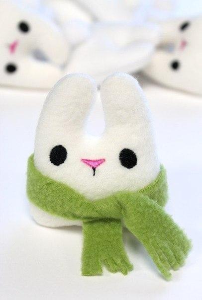 как сделать мягкую игрушку зайца