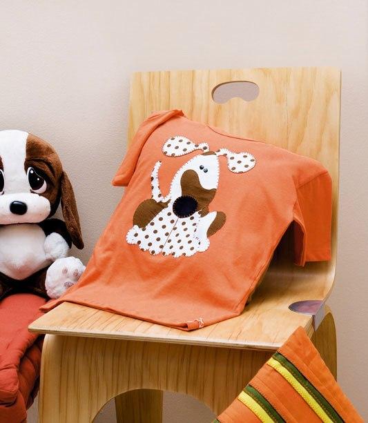 аппликация для детской одежды