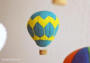 объемные игрушки из фетра