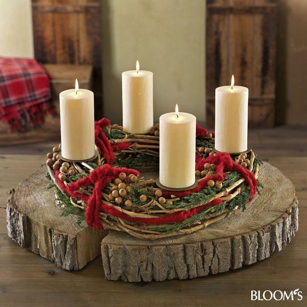 новогодние свечи картинки