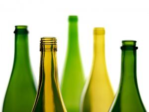 что сделать из стеклянных бутылок
