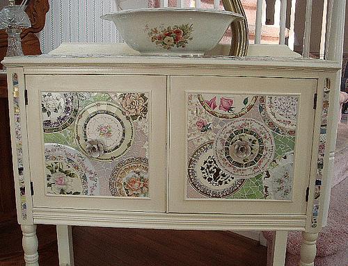 Мозаика из осколков