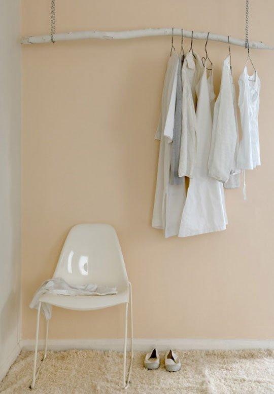 стойка для одежды своими руками